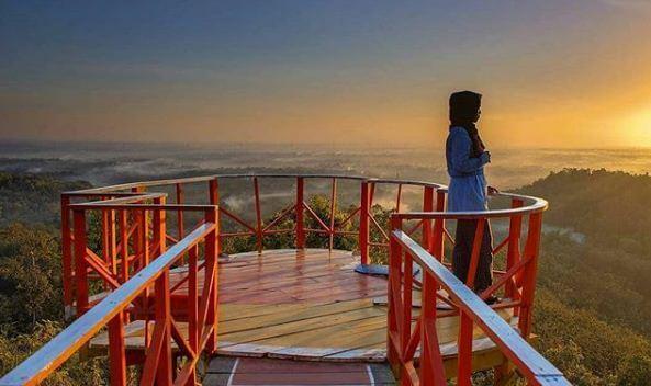 deck view bukit cinta