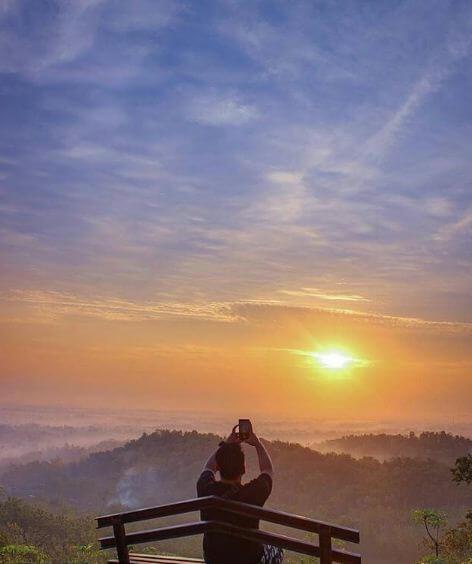 panorama bukit cinta