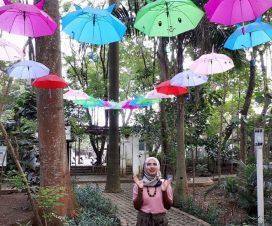 payung hutan malabar