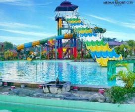 Waterboom Merci Barn Medan