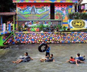 Kampung warna warni Bogor