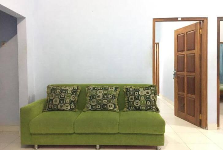 Comfy Room in Wisata Kalibiru at Munggang Homestaya