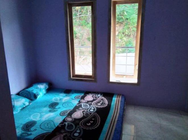 Eco Room in Wisata Kalibiru at Munggang Homestay