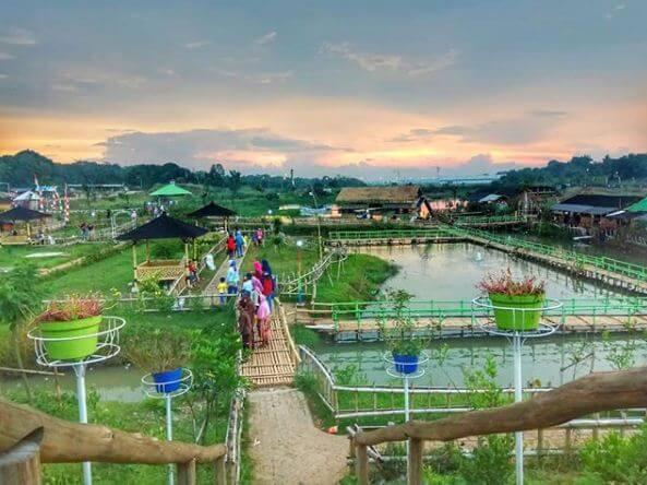 Panduan Lengkap Lokasi Dan Tiket Masuk Taman Limo Cikarang
