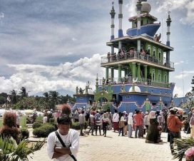 Wisata Baru Dan Unik Bareng Keluarga Di Rabbit Town Bandung