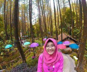 pengunjung Srambang park