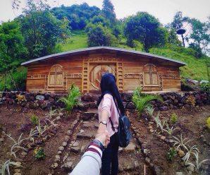 rumah Hobbit Wonomulyo