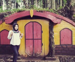 rumah Hobbit purbalingga