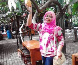 Kampung Coklat Jawa Timur