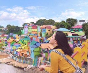 Kampung Warna Purbalingga