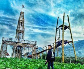 Wisata Alam Sutra Selo Boyolali