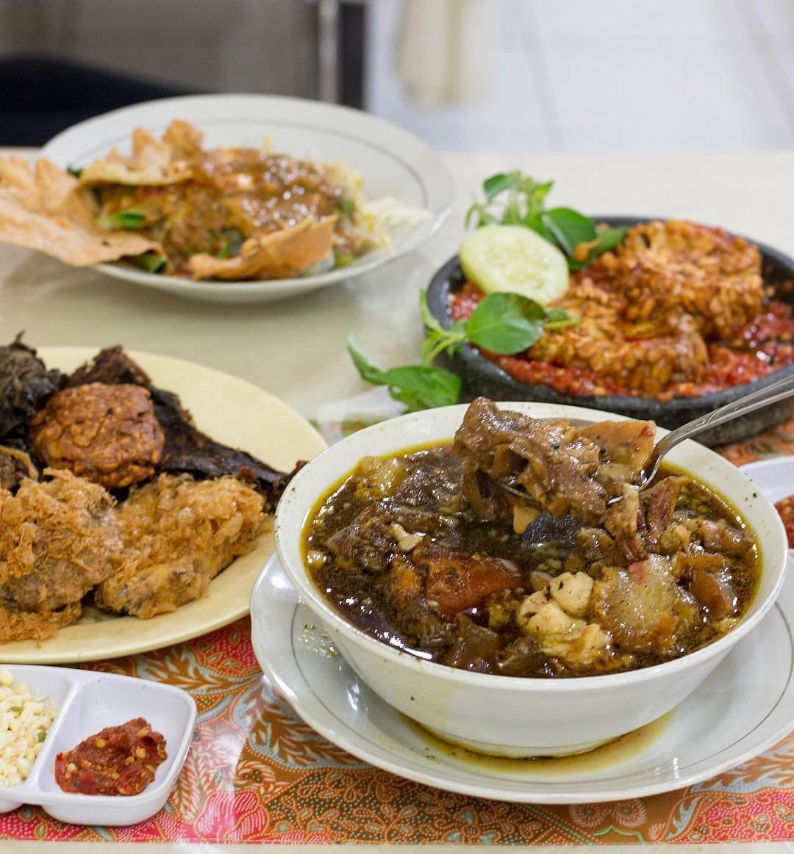 Daftar Harga Dan Lokasi Rumah Makan Rawon Nguling Malang Jatim