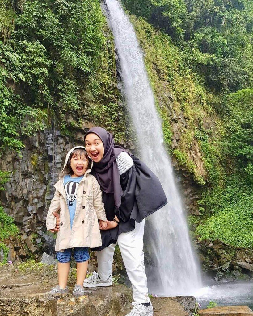 Air Terjun Lembah Anai di Padang