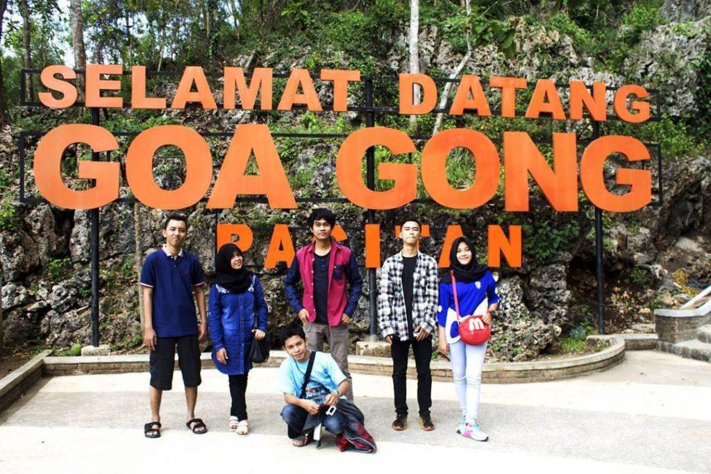 gambar gua gong pacitan