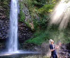 mitos air terjun lembah Anai Tanah Datar