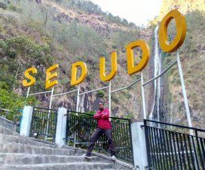wisata alam air terjun Nganjuk