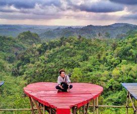 Spot Pepedan Hills Pangandaran