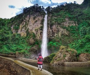 air terjun ngebul