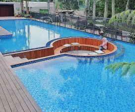 kolam renang Kalpa Tree di Bandung