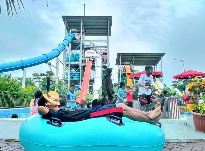 Merci Medan waterpark