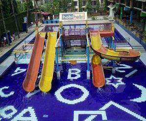 Kolam Renang Hobi Hobi di Bekasi