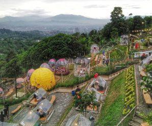 Lereng Anteng Panoramic Coffe Bandung