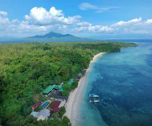 Taman Laut Bunaken Sulawesi Utara
