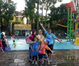 kolam renang Arcici Jakarta