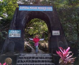 Wisata Goa Margo Tresno di Nganjuk