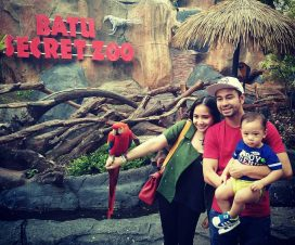 zona Batu Secret Zoo Malang