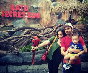 zona Batu Secret Zoo Malang