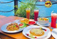 Daftar menu Sun Osing Beach Banyuwangi