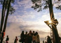 wisata bukit Pentulu Indah Kebumen
